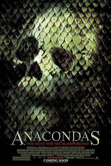 Anaconda 2: The Hunt for the Blood Orchid 2004